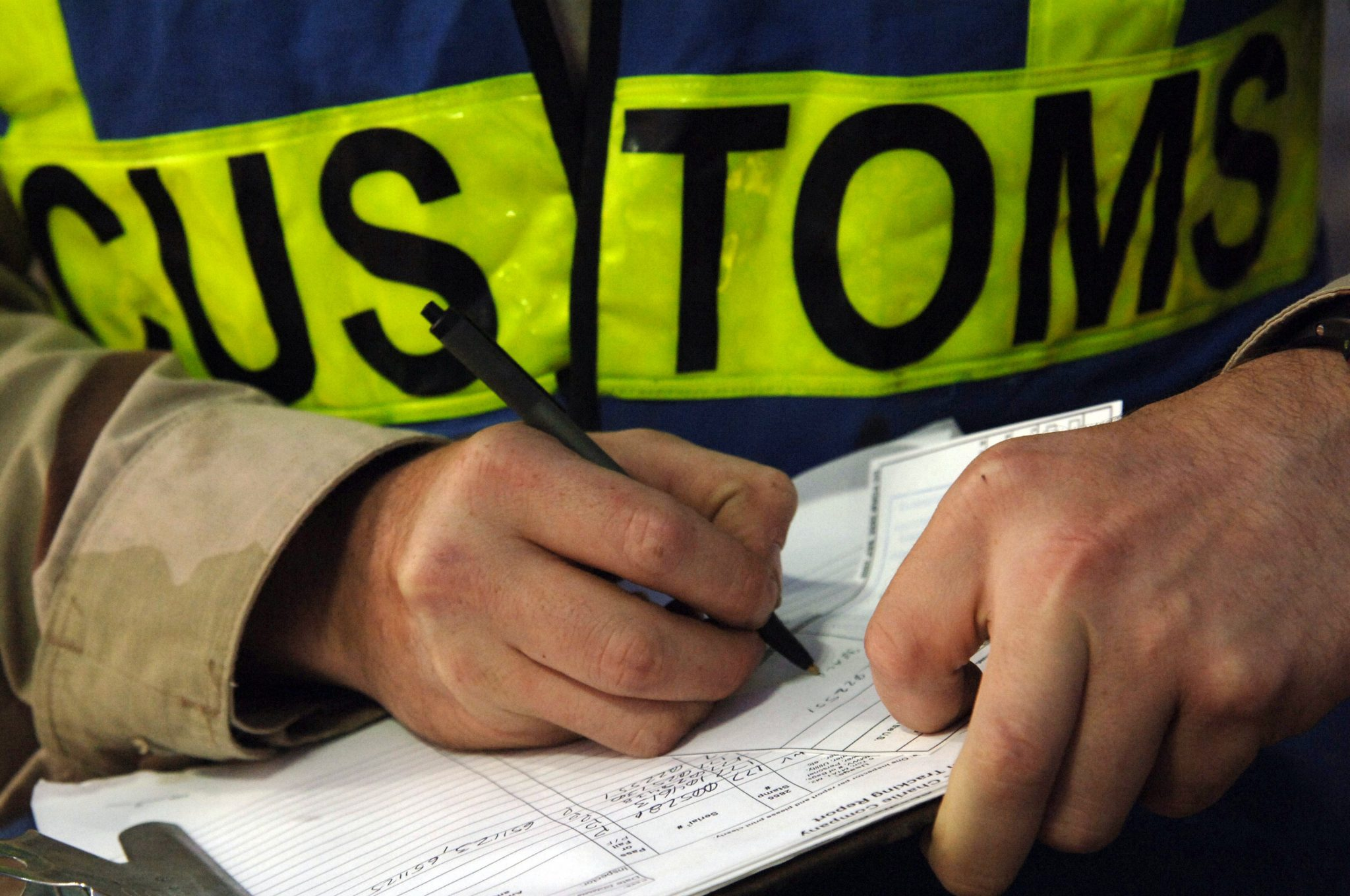 Customs Procedures for U.S. Customs and Border Protection - NEDRAC