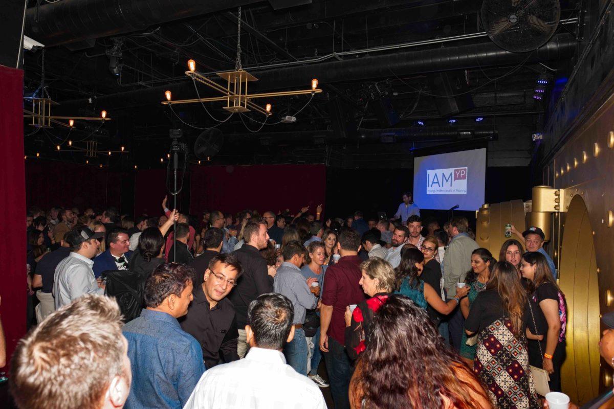 NEDRAC Sponsors IAM-YP Social Mixer in Long Beach 5