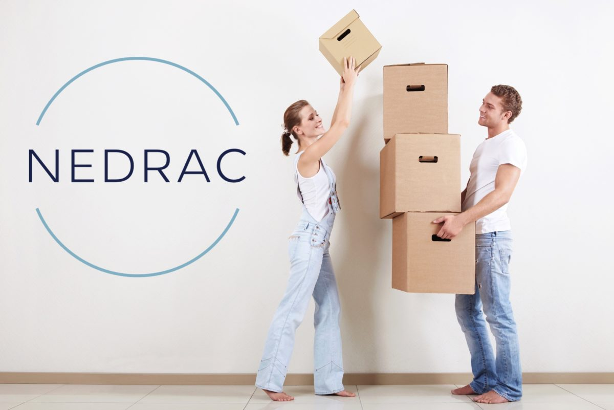 Three Moving Mistakes and How to Avoid Them on Your Next Move - NEDRAC - Your Shipping Choice for Your Next Move