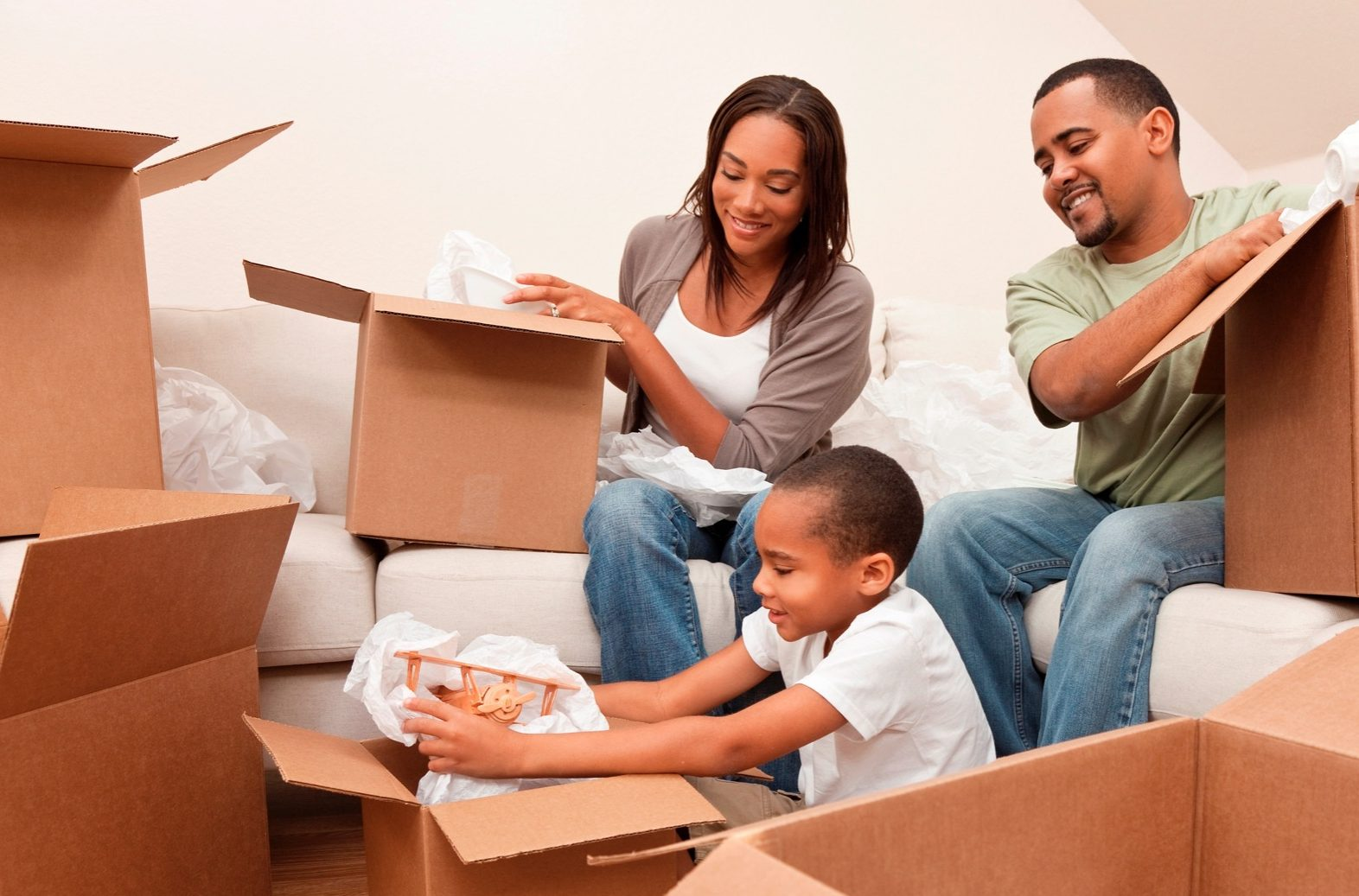 The Top Three Packing Tips for People Having an Upcoming Move - NEDRAC