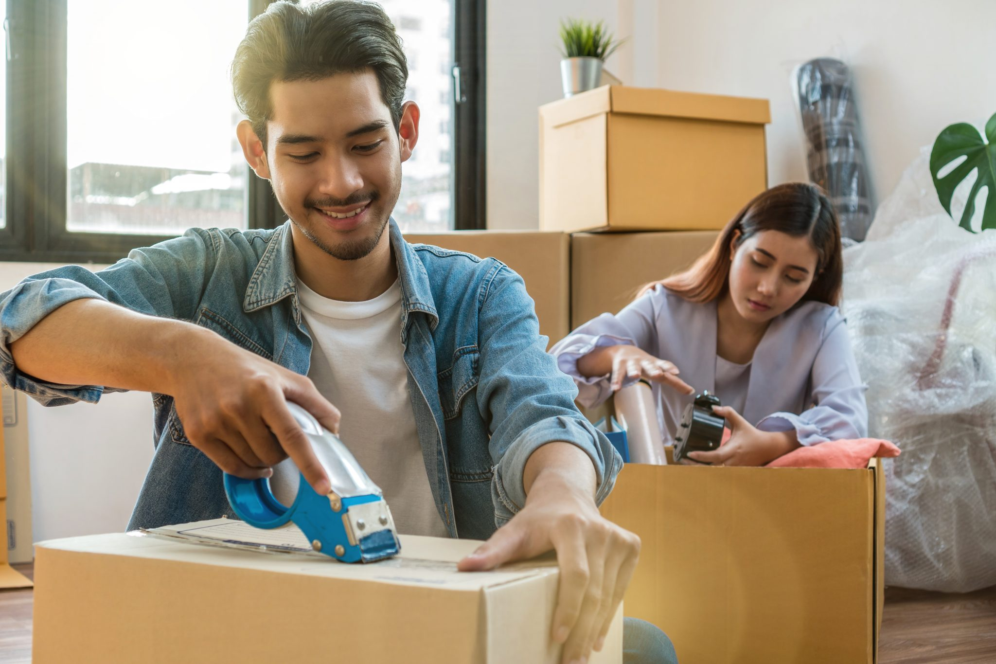 Upcoming Household Move? Follow These Tips To Reduce The Stress